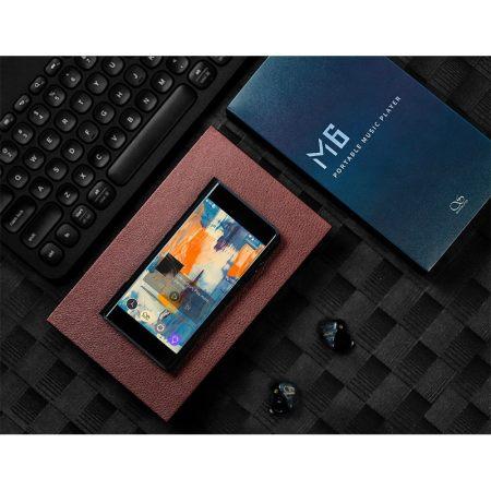 M6安卓无损音乐播放器实拍图发布。